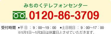 みちのくテレフォンセンター 0120-86-3709